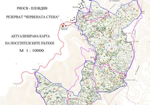 Tourism Chervenata Stena Biosphere Park