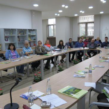 Среща с представители на чуждестранни биосферни паркове